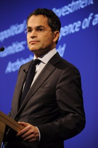 Nadar Mousavizadeh, CEO of Oxford Analytica